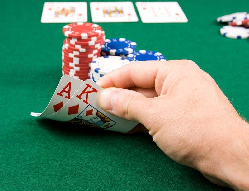 Get Higher Gambling Outcomes By Following Four Simple Steps